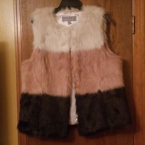 Beautiful Fur Vest